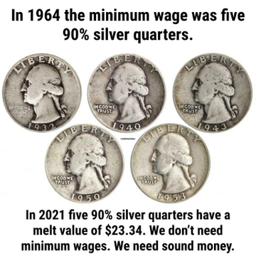 Silver is Money